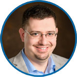 Brian Baker, Director of Software Engineering, heads AI efforts for vRad